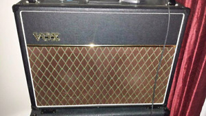 Ampli- Vox AC30 C2 - Celestion Greenback