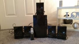 5.1 surround sound with subwoofer