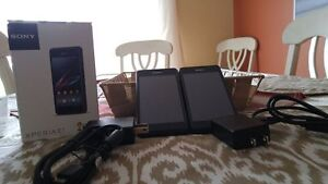 Deux, Sony Experia E1 (Bell)