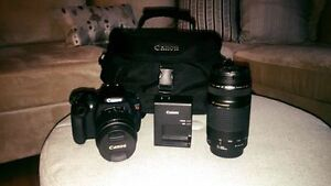 Canon Rebel T5 DSLR Camera Package