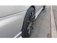 "Subaru impreza 18"" rota force drifts"