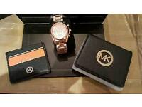 Mk mens watch set