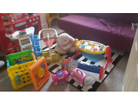 Baby kids toys bundle great condition