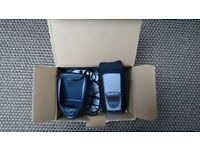 Barcode Scanner / Reader - Portable - Opticon OPL9724 with Cover and Charger