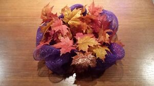 Fall wedding, party or craft supplies