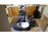 SILVERCROSS 3D TRAVEL SYSTEM Great condition