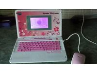 vtech power xtra laptop pink