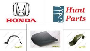 Honda Civic 2006-2007-2008-2009-2010-2011 Hood Fender Liner Inner Engine Splash Shield
