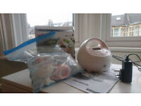 Hospital grade double electric breast pump (Spectra S2)