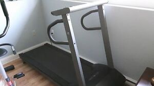 Vision Fitness Treadmill - Excellent condition, many extras