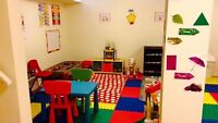 Childcare Available by a Registered ECE