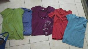 7 size small maternity shirts Kanata south