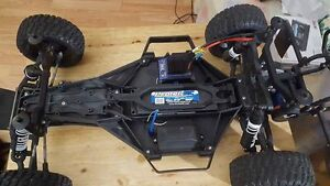 traxxas 2wd slash with a lot of upgrades