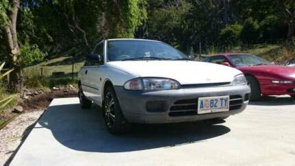 1996 Mitsubishi Lancer Burnie Burnie Area Preview