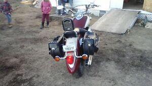 Moto V-STAR1100