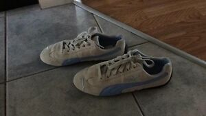 size 9 euc puma shoes