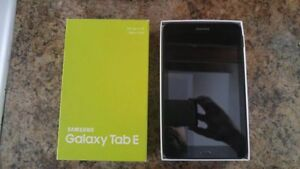 """Samsung Galaxy Tab E With 8"""" Inch Screen, 16 GB Memory And LTE"""