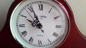 Vintage Style Mantle Quartz Clock