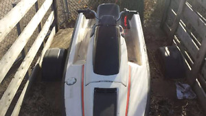 Older Yamaha wave ventures 650