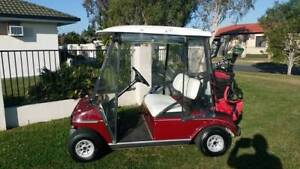 CLUB CAR GOLF BUGGY ELECTRIC GOLF CART GREAT BUY Helensvale Gold Coast North Preview