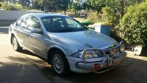 1998 Ford Fairmont Ghia Tickford Estella Wagga Wagga City Preview