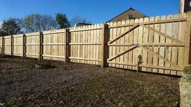 Fence, Gates, Joinery work