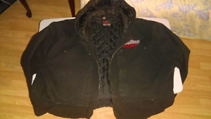 2xl mac tools jacket with hood