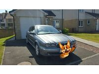 Jaguar xtype full MOT . and greate services history