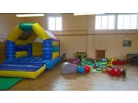 softplay & bouncy castles hire