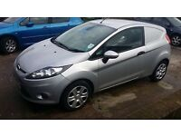 Ford fiesta 1.4tdci 59plate with 5 seats