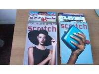 10 scratch nail magazines