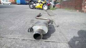 HONDA PRELUDE STAINLESS STEEL PERFORMANCE EXHAUST BB4 BB1 4TH GEN LUDE H22