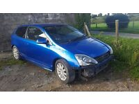 honda civic 1.6 ep2 #BREAKING all parts available