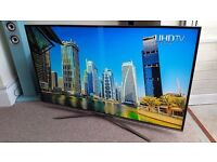 "SAMSUNG UE49KU6400 Smart 4k Ultra HD HDR 49"" LED TV"