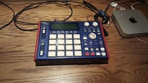 MPC1000 With upgraded pads