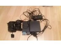 PlayStation 2, accessories and games bundle