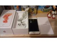 iPhone 6s 32 GB rose gold (mint condition) Vodaphone