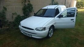 1.8 ford escort van £900 ono