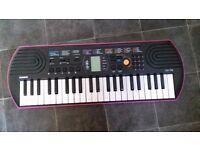 Casio Elecyric Keyboard