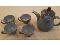 Brand new Denby tea set