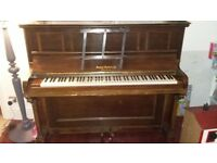 FREE PIANO Murdoch, Murdoch & Co Upright Piano
