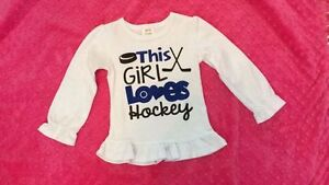 Custom hockey shirt