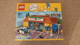 LEGO THE SIMPSONS - THE KWIK-E-MART (71016) BRAND NEW Sealed