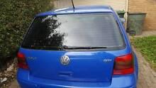 2003 Volkswagen Golf Hatchback Old Noarlunga Morphett Vale Area Preview