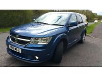 Dodge Journey SXT CRD 2.0L Automatic Diesel 2010