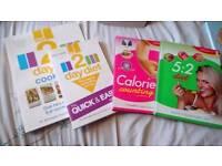 5:2 diet books