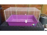 Medium Indoor Guinea Pig/Rabbit Cage