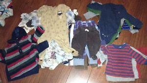 6-12 Months Boys Clothing
