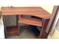 Brand new corner computer desk