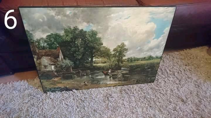 Picture 66 by 46 REDUCED for quick sale